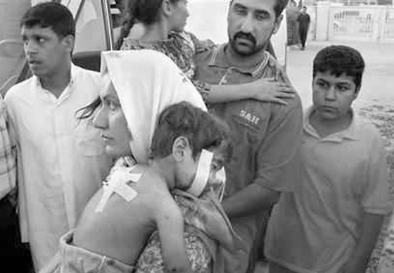 a mother in Iraq