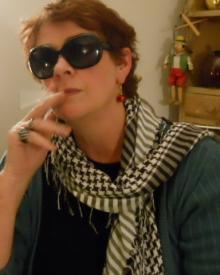 Pam Hardyment Poet and humanitarian activist