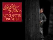 Justice matters one voice - Palestinian charity