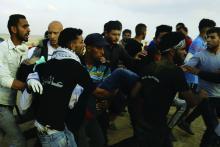 Razan al-Najjar killed by Israel