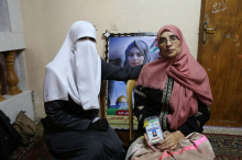 mother of Razan al Najjar