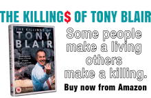 The Killings of Tony Blair war criminal