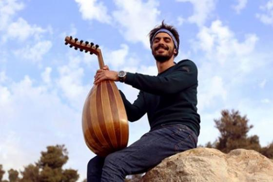 Ahmad and his Oud