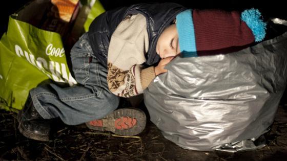 millions of syrian children are homeless