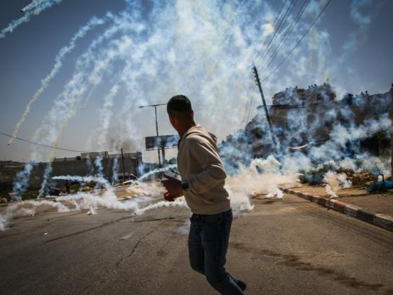 Gassing Palestine