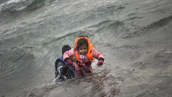 Helping Syrian refugees