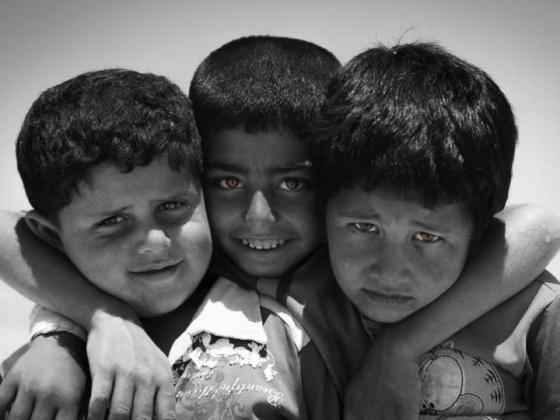 Gazan boys