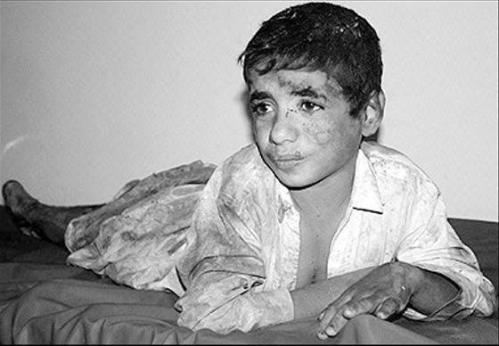 Victim of the Iraq War